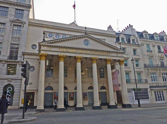 Haymarket Theatre Royal: February 13, 2013