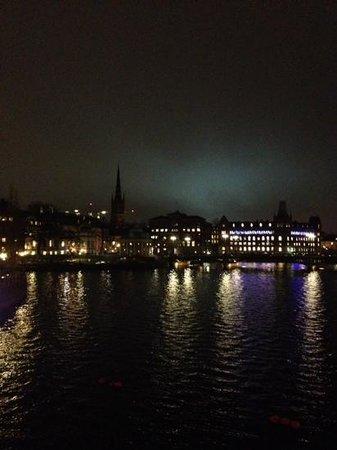 Free Tour Stockholm : stockholm at night