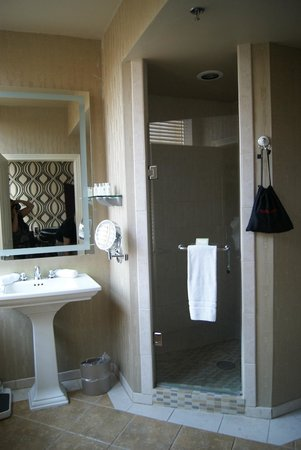 Madison Hotel : Lovely big bathroom