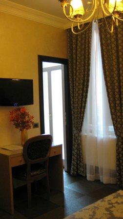 Hotel Romano: Camera