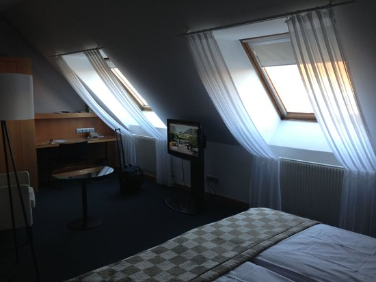Holiday Inn Vienna City: Suite