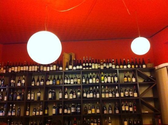 Trattoria Tiro a Segno: carta dei vini