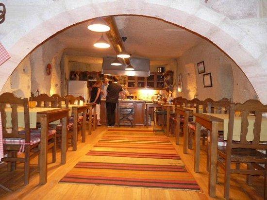 AlKaBriS: La salle à manger