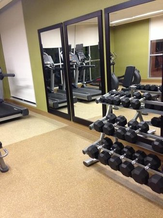 SpringHill Suites Pittsburgh Latrobe: Work out!