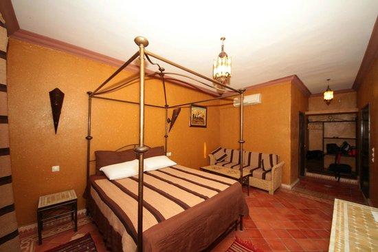 Auberge Kasbah Chez Amaliya : Our Junior Suite.