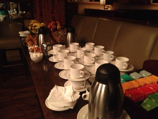 Radisson Blu Hotel & Spa, Limerick: Breakfast