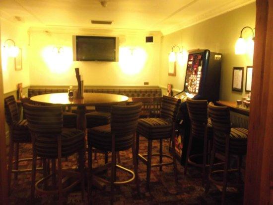 Premier Inn Bristol Sidcot (A38) Hotel: Dining area.
