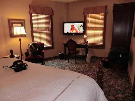 Rough Riders Hotel: Teddy's Room