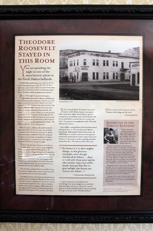 Rough Riders Hotel: Teddy's Room