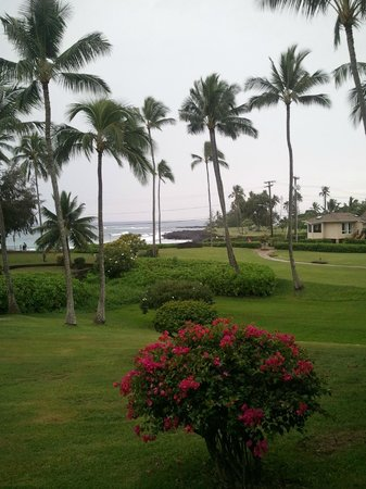 Poipu Kai Resort - Suite Paradise: View from our Lanai