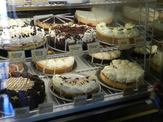 The Donatello: Cheesecake factory on Union Square