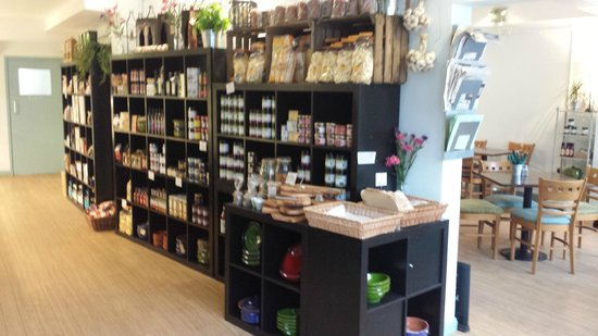 Dish Deli & Kitchen: A peek at the shop!