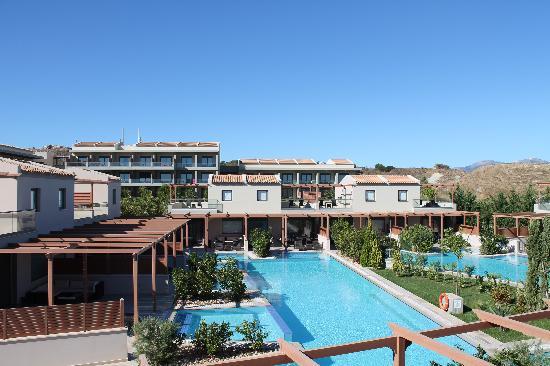 Apollonion Resort & Spa Hotel: photo of the maisonettes