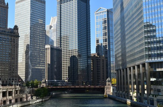 Courtyard by Marriott Chicago Downtown/Magnificent Mile : Skyline : River Cruise.