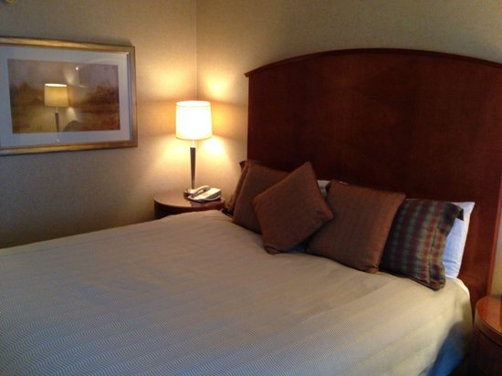 Omni Chicago Hotel: King bed