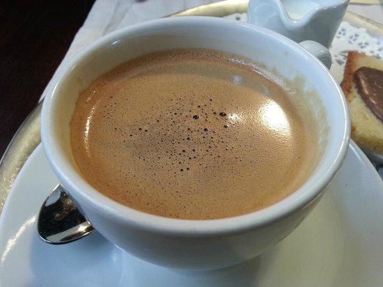 Tearoom Carpe Diem : Coffee