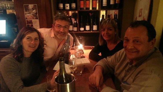 Chez Boris et Leticia : Une soirée entre amis ... Chez Boris !