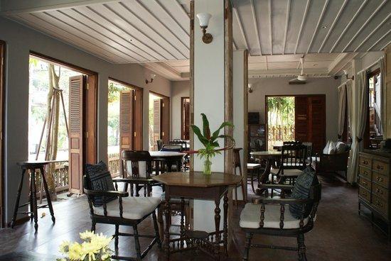 Burasari Heritage : Lobby