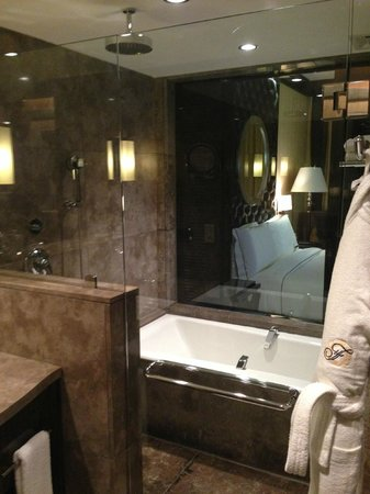 Fairmont Cairo, Nile City : bathroom