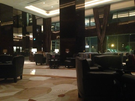 Fairmont Cairo, Nile City: Bar