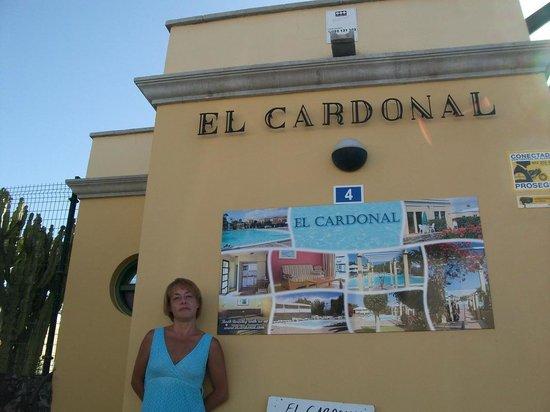 El Cardonal Apartments: Отель