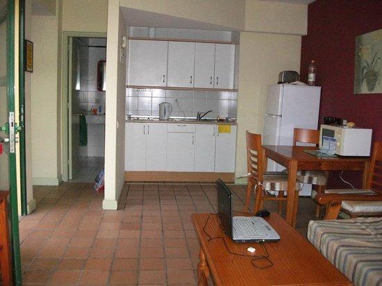 El Cardonal Apartments: Наш номер