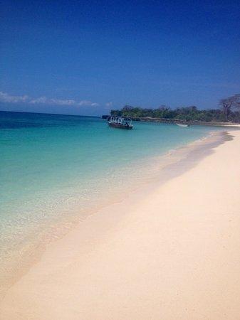 Mbudya island: Amazing!