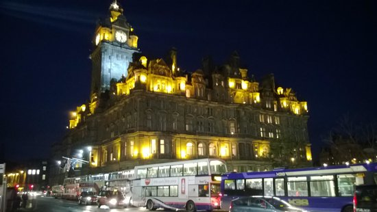 The Balmoral Hotel: The Hotel