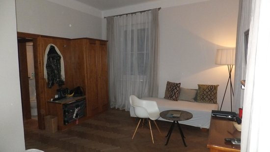 Hotel&Villa Auersperg: Bedroom