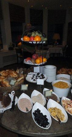 Hotel&Villa Auersperg: Breakfast