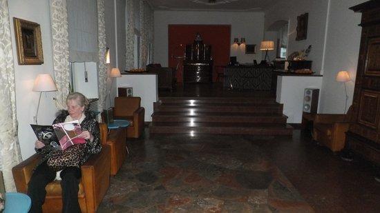 Hotel&Villa Auersperg: Breakfast room