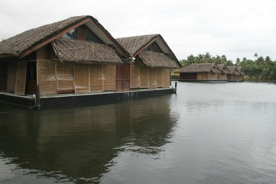 Vasundhara Sarovar Premiere: Floating Cottages