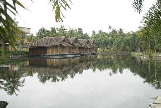 Vasundhara Sarovar Premiere: Floating Cottages