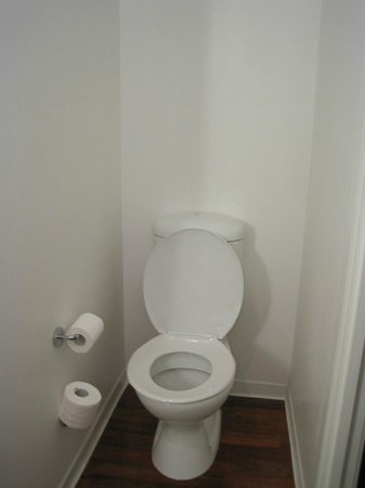 ibis Wellington : toilet