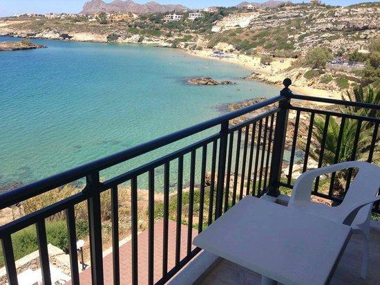 Lena Beach Hotel : Room view