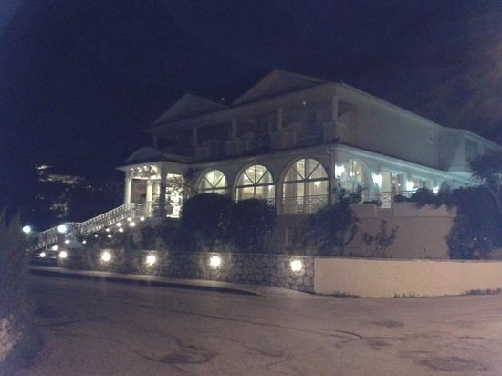 """Roseland Hotel: """" The Roseland at night time"""""""