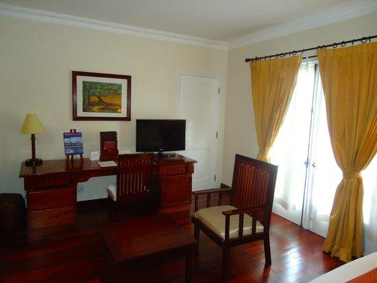 Victoria Chau Doc Hotel: room