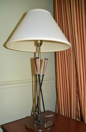 Sheraton PGA Vacation Resort Villas: Golf Club Lamp