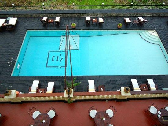 Victoria Chau Doc Hotel: pool