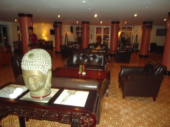 Victoria Chau Doc Hotel: lounge