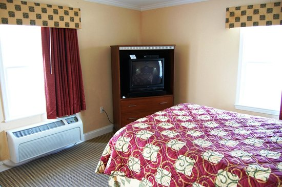 Towne Motel Alexandria : Queen room
