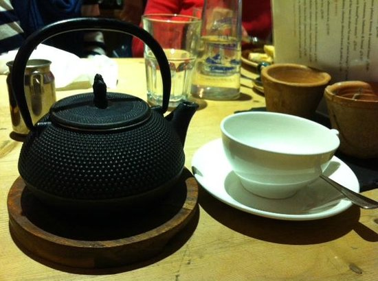 Mannion And Co: Tea for one