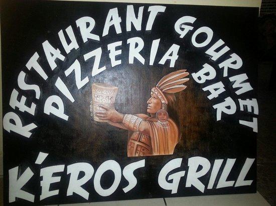 Keros: Restaurant gourmet pizzeria bar