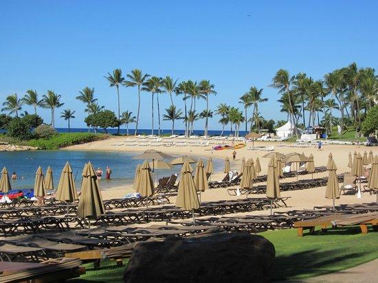Aulani, a Disney Resort & Spa: Beach and Lagoon