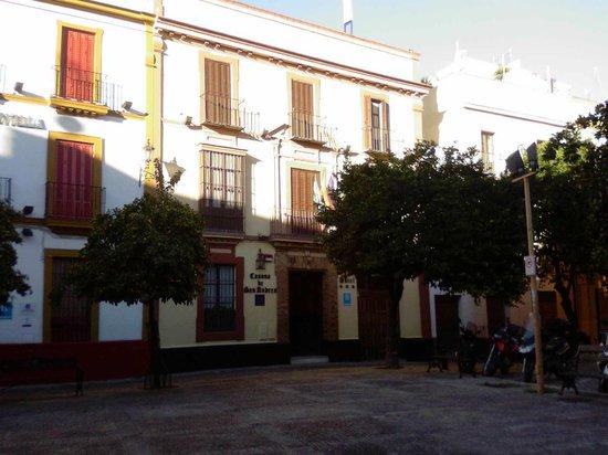 Casona de San Andres Hotel: hostal Casona de San Andrès