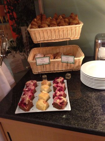 Holiday Inn Vienna City: Breakfast selection