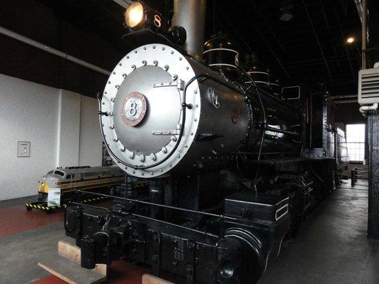 Steamtown National Historic Site : exhibit