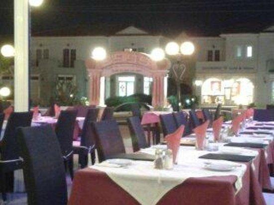 """Parthenon Restaurant: """"Dining area at Parthenon"""""""