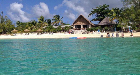 Fernandez Bay Village: Club House