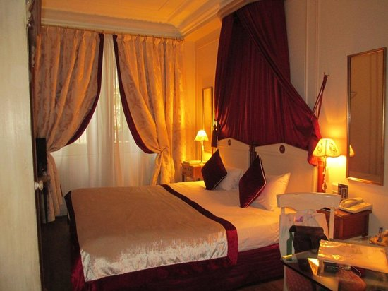 Hotel Residence Henri 4: Our wonderful room